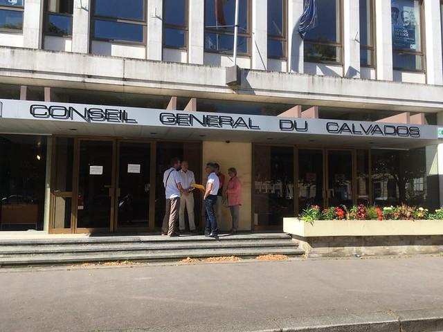 Calvados 18 et 19 juillet 2016