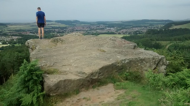 Hanging Stone, Guisborough