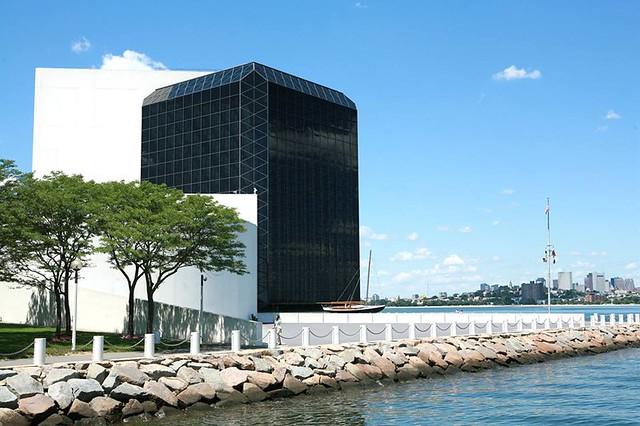 JFK Library Museum