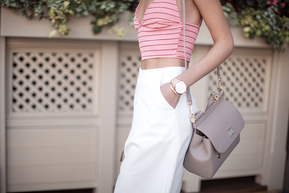 how-to-wear-white-culottes-outfit-ideas-street-style