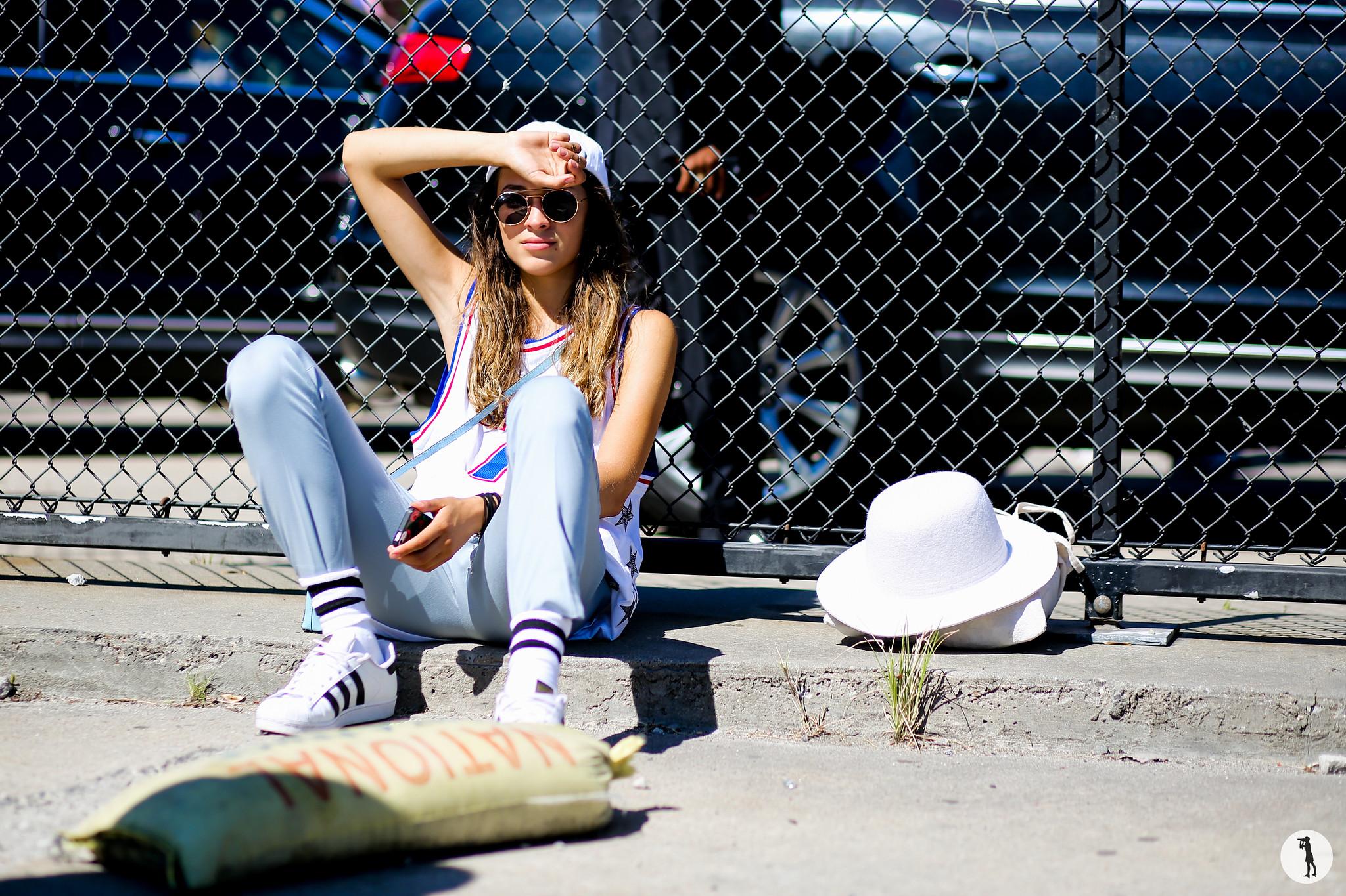 Street style at New York Fashion Week-5 4