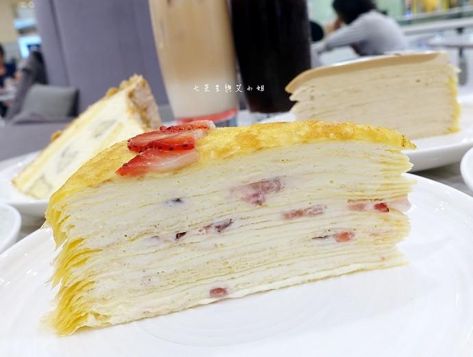 21 LadyM千層蛋糕 香港必吃美食