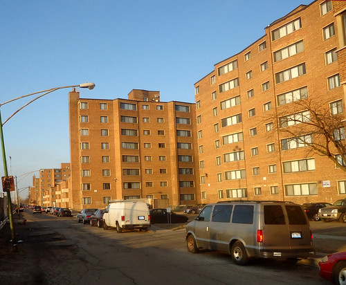 Parkway Gardens Housing Complex Chicago Illinois Flickr