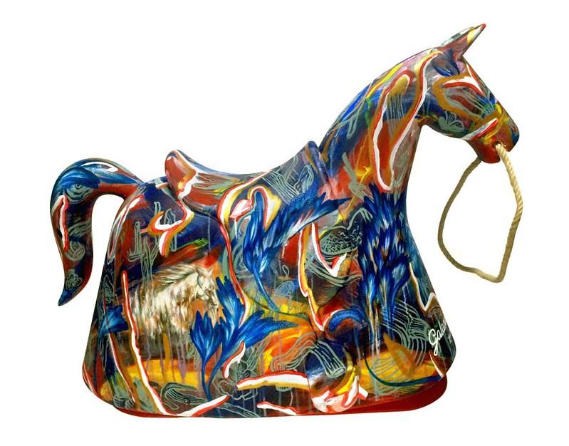 Galaxie Maria horse 2