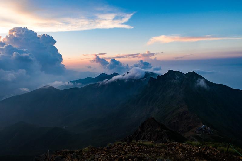 2016年08月06日 八ヶ岳