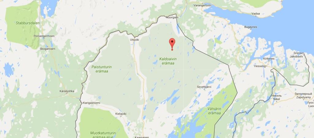 vuopmegalddojärvi