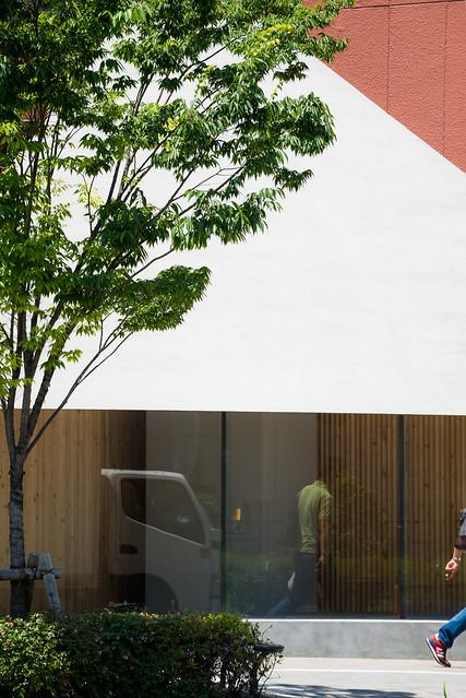 Exterior of Moto-Yoyogi Project (元代々木プロジェクト)