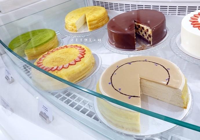 10 LadyM千層蛋糕 香港必吃美食