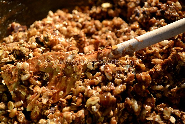 Barre de Céréales Maison © Ana Luthi Tous droits réservés 14