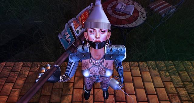OZ: The Tin Woman
