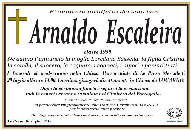 Escaleria Arnaldo