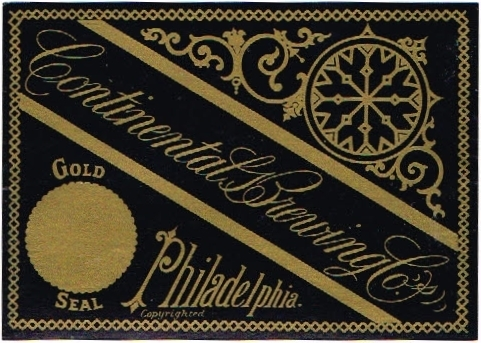 Gold-Seal-Beer--Labels-Continental-Brewing-Company