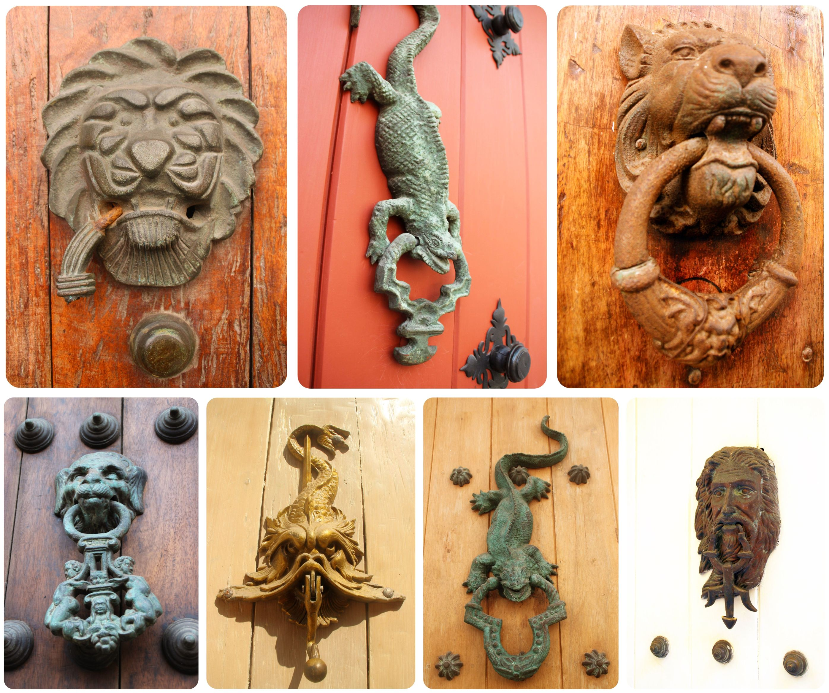 Cartagena Door Knockers