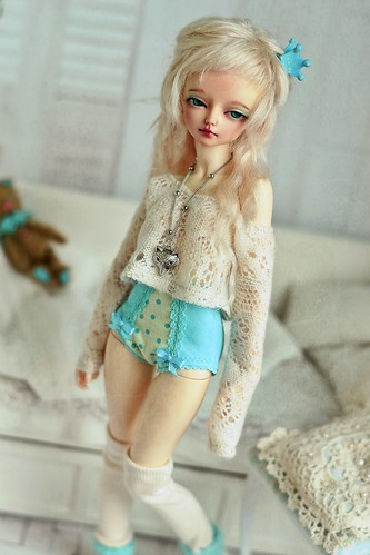 the sweater is sold out candydoll flickr