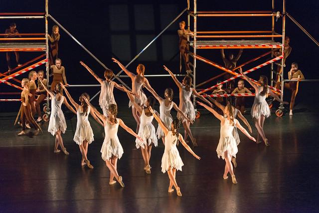 2016 - Dansvoorstelling Onder constructie