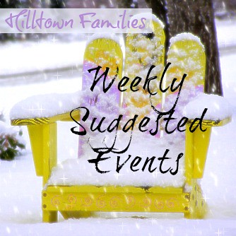 """""""Hilltown Families keeps us busy doing all sorts of fun and amazing things every weekend… and there's no time left for winter blues!"""" – Erin Klett (Greenfield, MA)"""