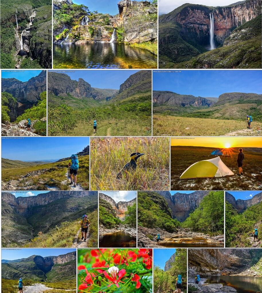 02 Travessia 360 da Serra do Cipó é com o Clube Trekking