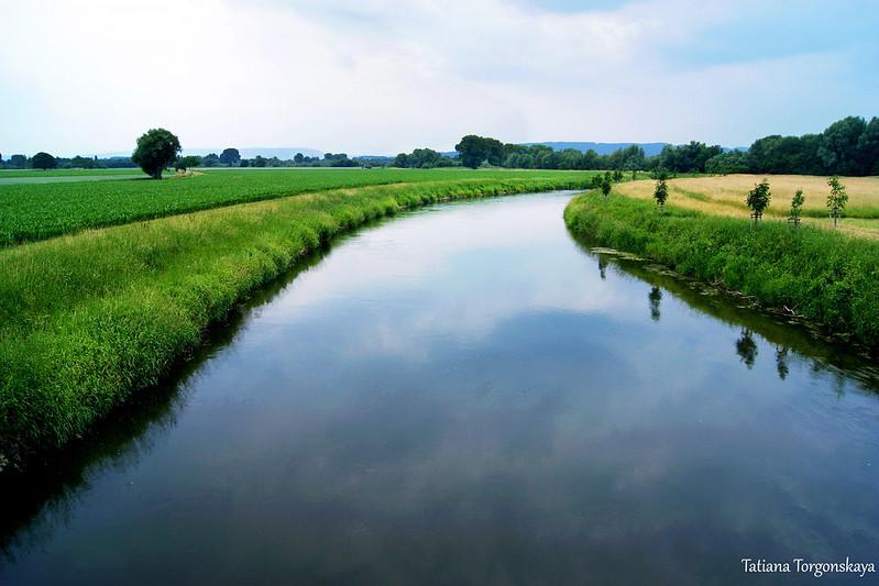 Река Лайне