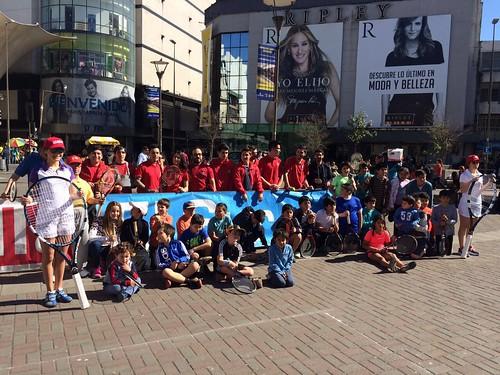 Intervención urbana en las plazas de la Octava Región del país