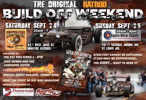 Ratrod Weekend 9-24-16