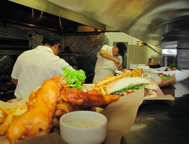 Googie Grill Kitchen