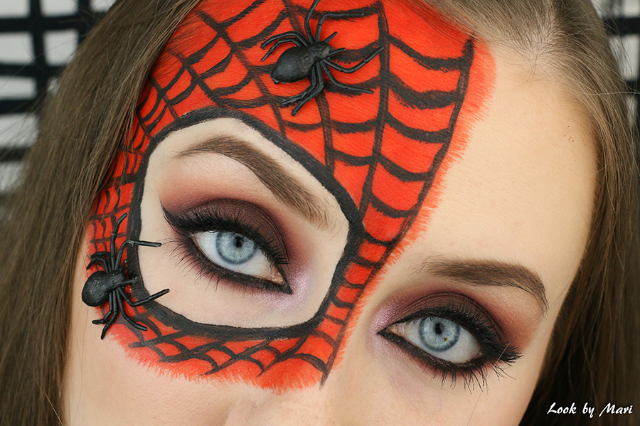 12 colorful halloween costume makeup
