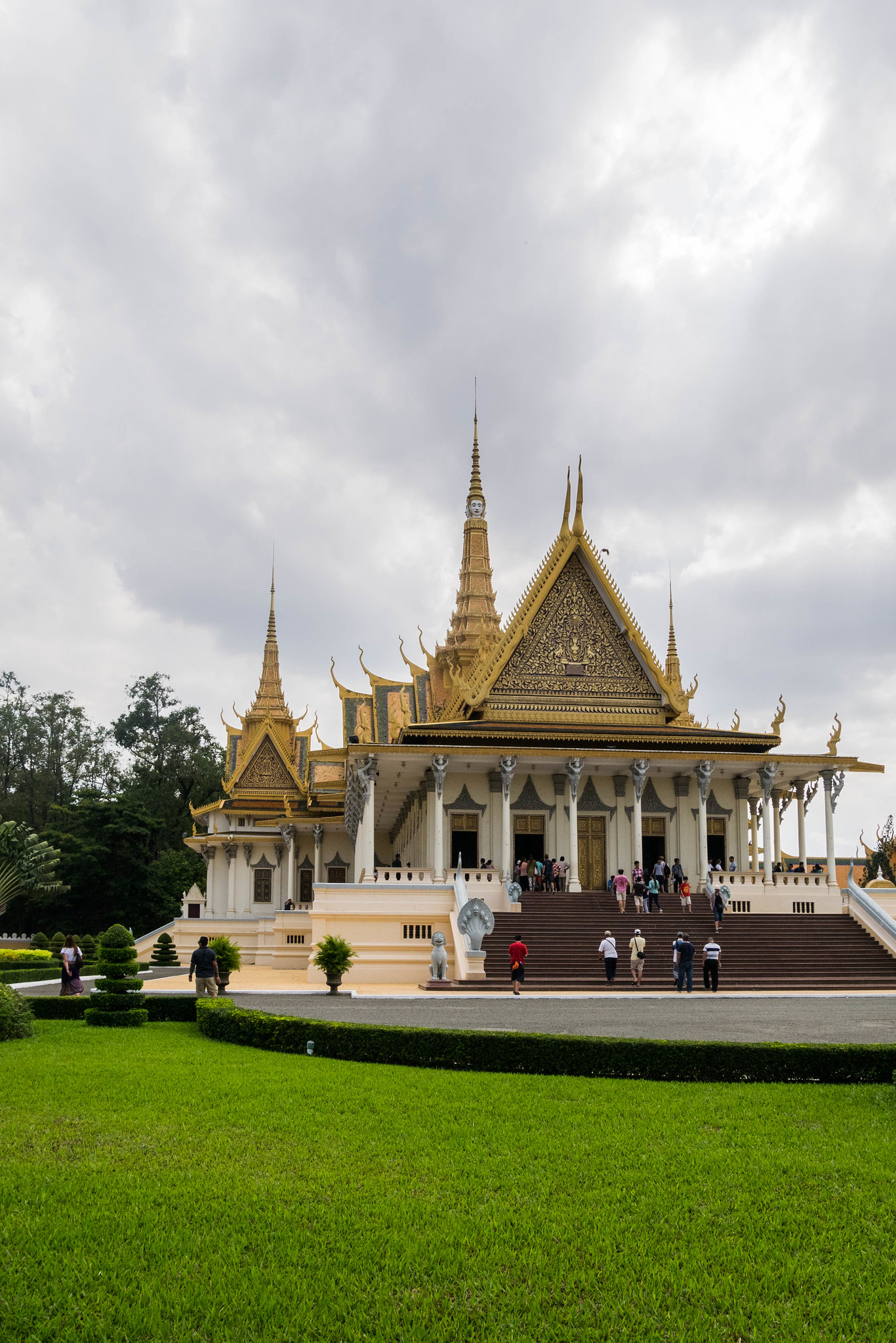 Royal Palace in Phnom Penh #3