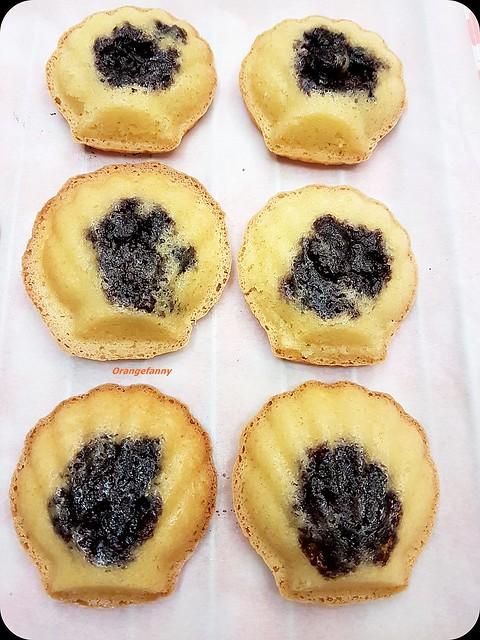 160709 起司蛋糕瑪德蓮與越橘醬-04