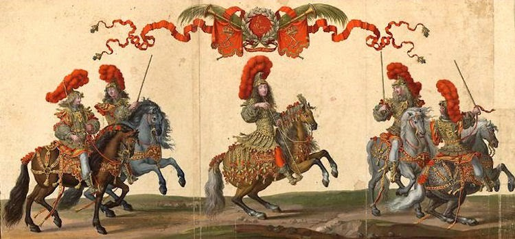 Dressage in the Renaissance and Baroque Eras