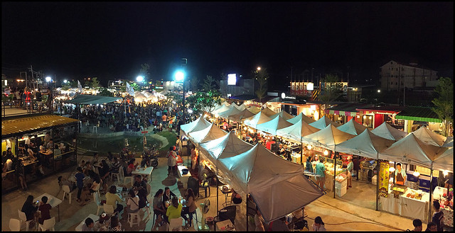Chillva Market at Night