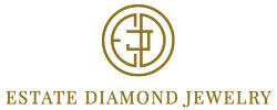 Logo de bijoux en diamant immobilier