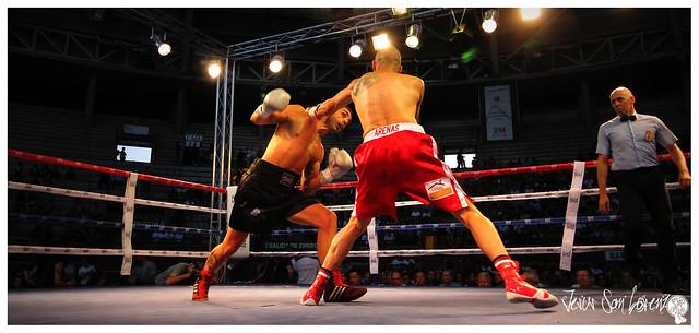 Sergio Arenas vs Toro Adasat