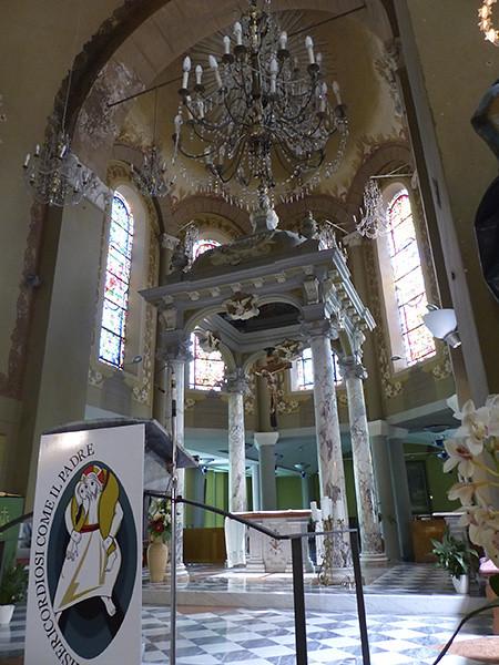 autel église garnier