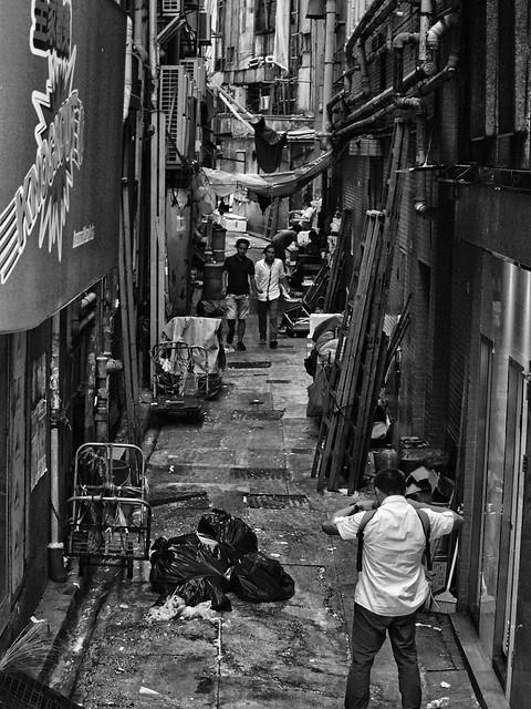 Random Hong Kong Alley