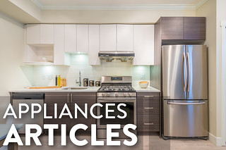 APPLIANCES articles