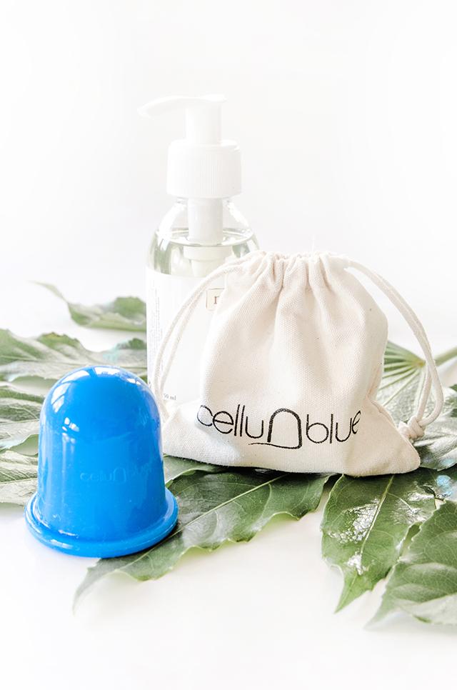 Ventosa anticelulitis CelluBlue