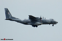 026 - S-104 - Polish Air Force - CASA C-295M - Fairford RIAT 2014 - Steven Gray - IMG_3476