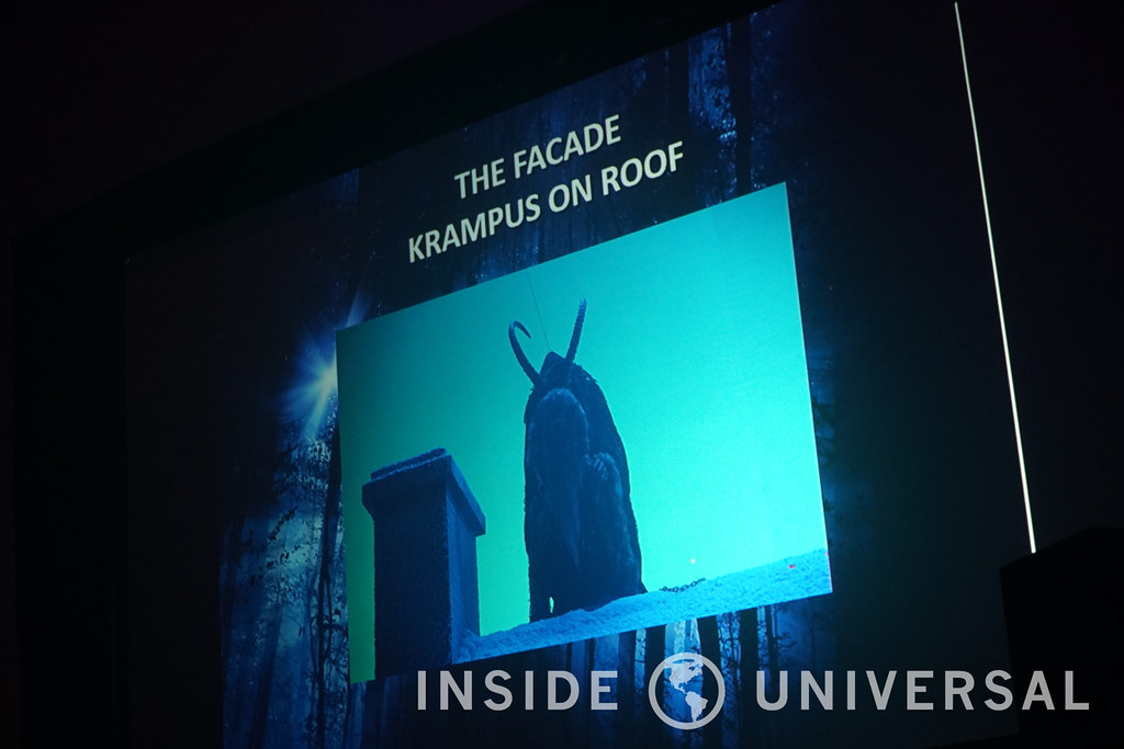 John Murdy and Chris Williams go behind-the-scenes of The Exorcist and Krampus at ScareLA