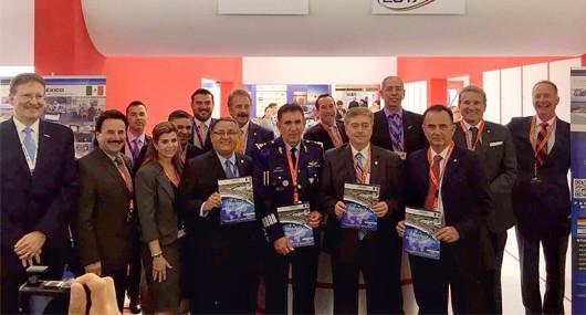 Anuncian inversiones en la industria aeroespacial de México