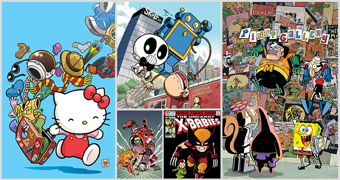 STGCC Adds Haruhiko Mikimoto, Sakimichan, Emma Rios and Jacob Chabot to its Guest Line-up!