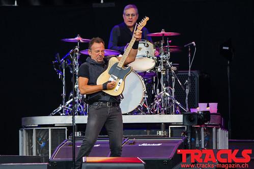 Bruce Springsteen @ Letzigrund - Zurich
