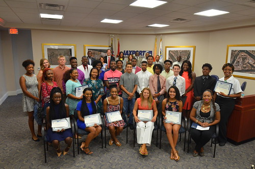 Local longshoremen's union awards more than $26,000 in scholarships to area students