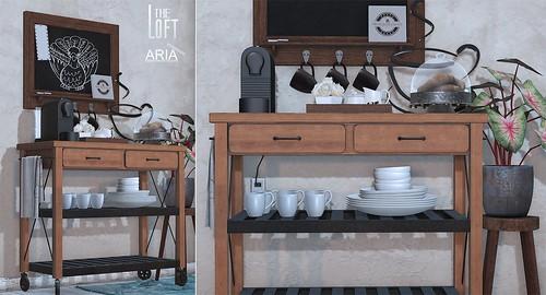 The Loft & Aria @ Kustom9