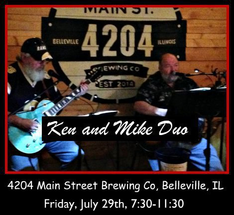 Ken and Mike Duo 7-29-16