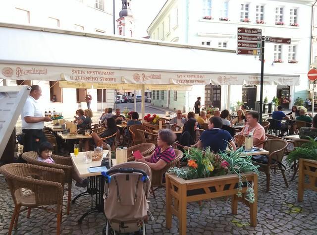 布拉格 Švejk restaurant