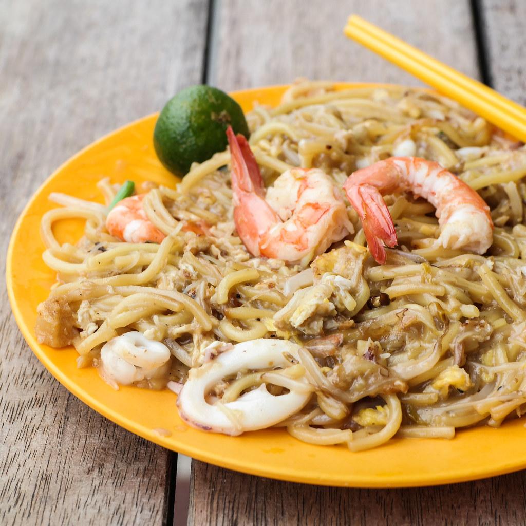 Geylang Lorong 29 Fried Hokkien Mee