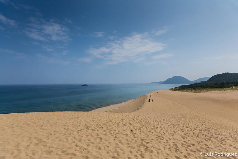 Dunas de areia-Tottori-20