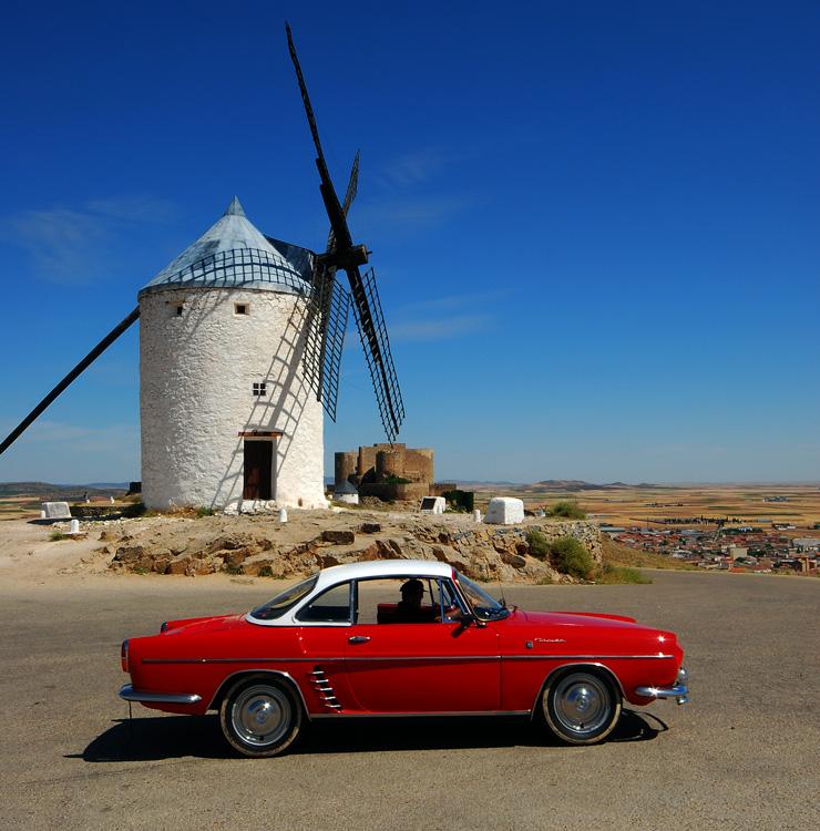 La Mancha, Spain.