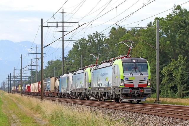 UKV 40372 Mortara - Gent-Zeehaven