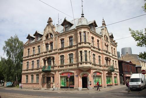 {Voyage} Road Trip aux Pays Baltes - Riga